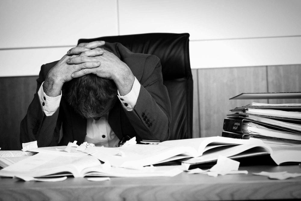 Foto: Ist-Zustand ohne Interim Management von Dr. HÖBEL INTERIM MANAGEMENT & CONSULTING®