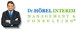 Dr. HÖBEL INTERIM MANAGEMENT & CONSULTING Logo